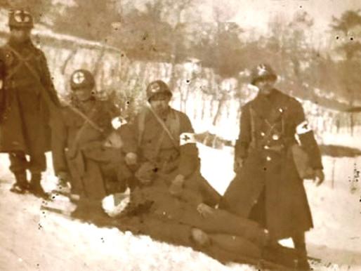 Biografia relata a história de um padioleiro da FEB na Segunda Guerra