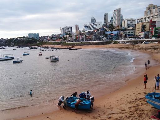 Praia do Rio Vermelho será interditada a partir de 1º de fevereiro