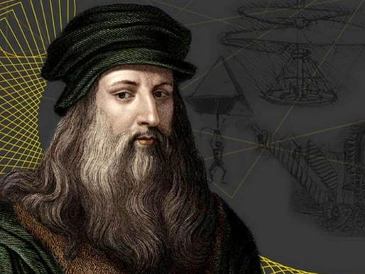 Palacete das Artes exibe criações de Leonardo da Vinci