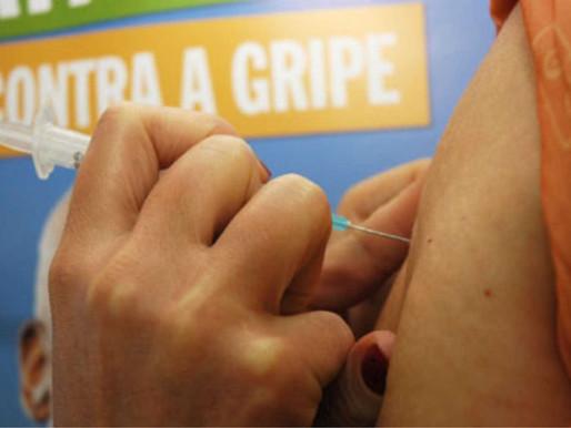 Campanha de vacinação contra gripe acaba sexta-feira