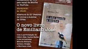 """Emiliano José relembra os anos de chumbo em """"O cão morde a noite"""""""
