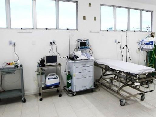 Hospital de campanha do Fazendão encerrará atividades