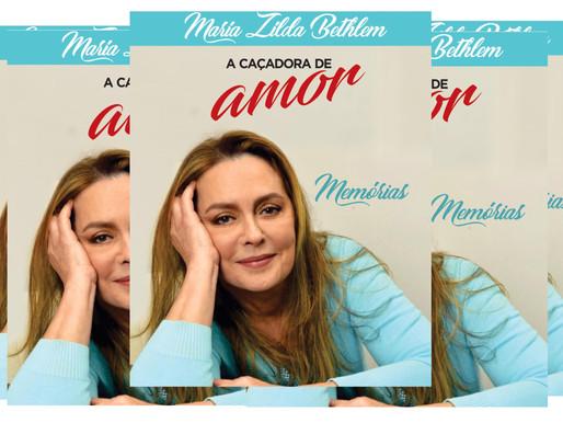Maria Zilda lança livro de memórias nesta quinta-feira