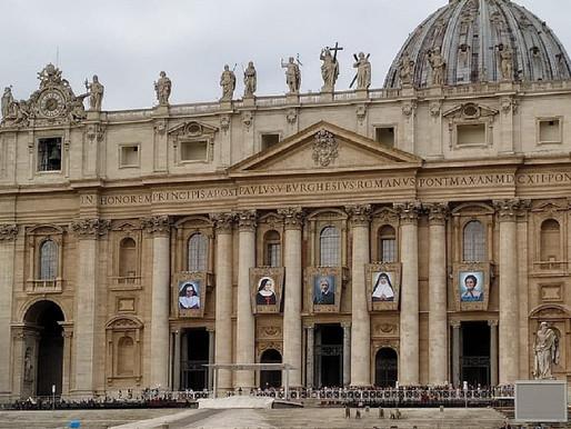 Uma santa baiana no Vaticano