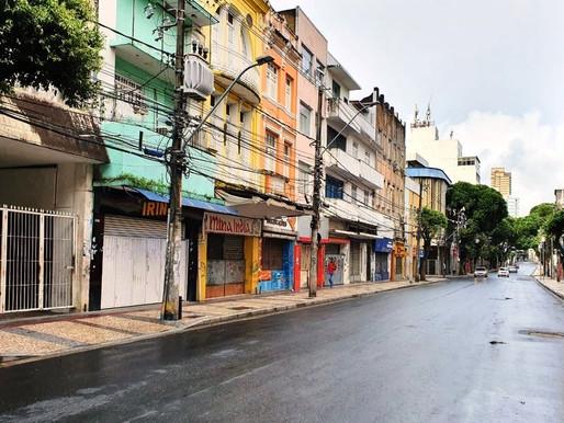 Bahia segue em lockdown parcial por mais dois dias