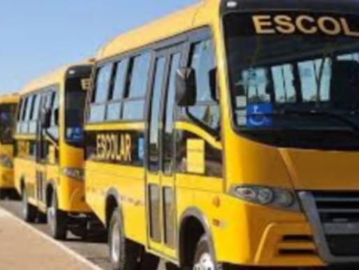 Veículo de transporte escolar poderá ter IPVA pago em 2021