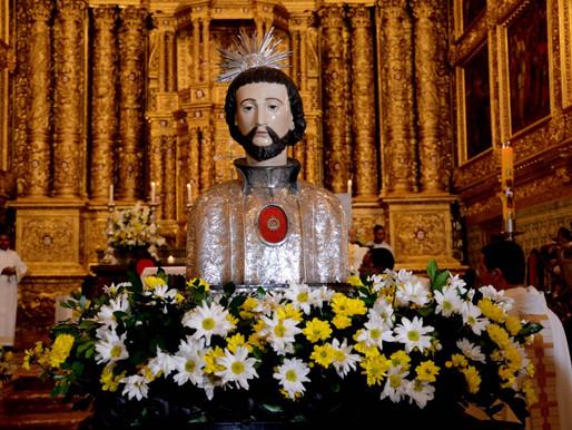 São Francisco Xavier: Salvador celebra seu protetor contra epidemias