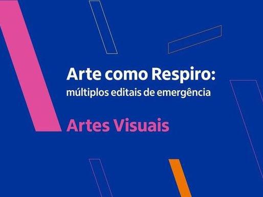 Edital apoia produção de artes visuais e fotografia