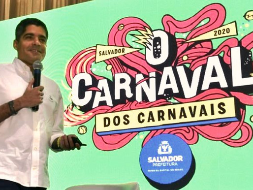 ACM Neto propõe adiamento do Carnaval 2021