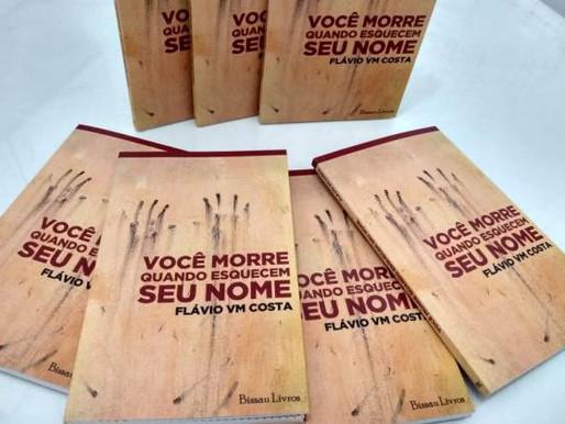 Flávio VM Costa lança novo livro de contos