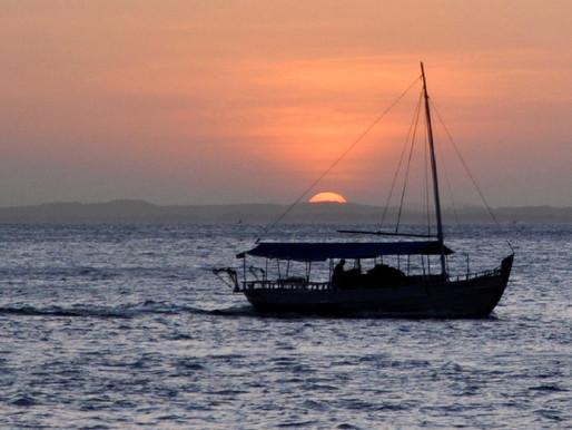 A baía da Bahia
