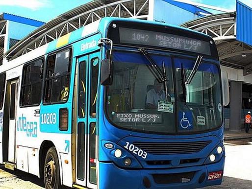 Linhas de ônibus de Salvador são remanejadas