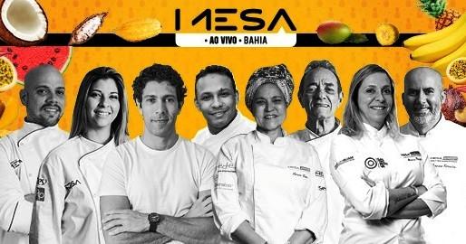 Evento reúne grandes chefs em Salvador