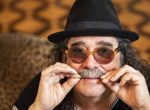 Moraes Moreira: o alto-falante silenciou