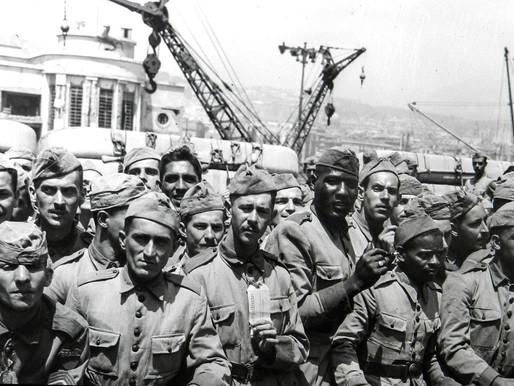 Há 75 anos o Brasil entrava de fato na II Guerra