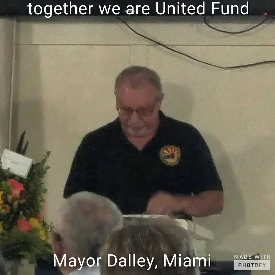 Miami Mayor - Darryl Dalley