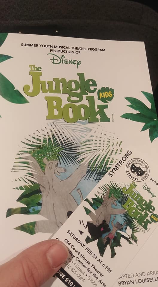 Jungle Book Kids