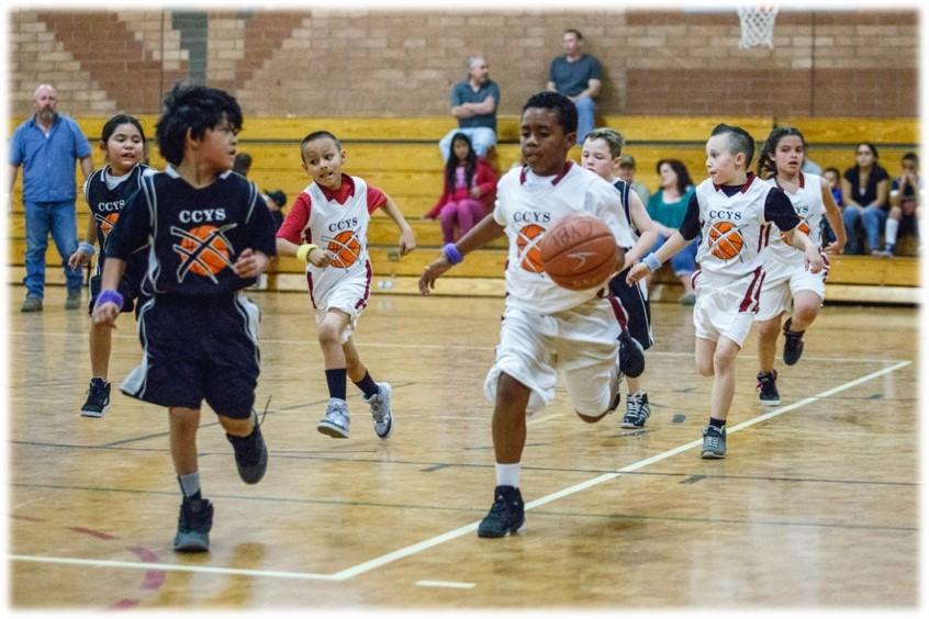 CCYS - Basketball