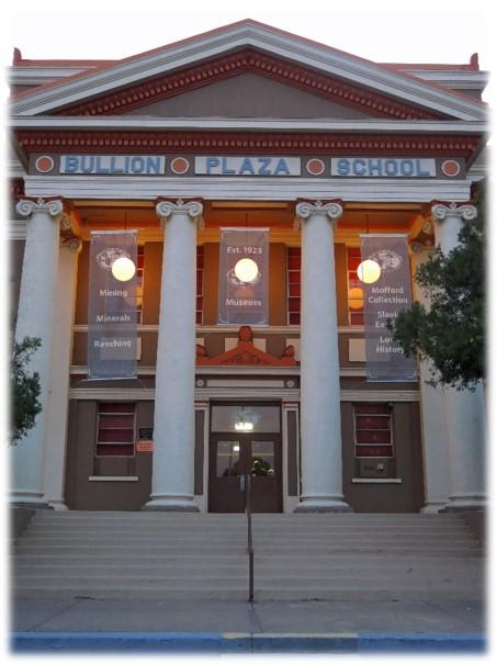 Bullion Plaza Cultural Center
