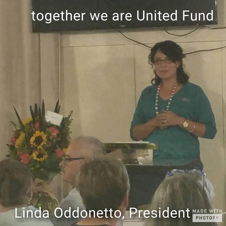 Linda Oddonetto - President