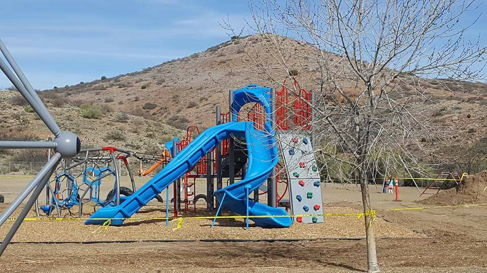 Copper Rim PTO - Playground