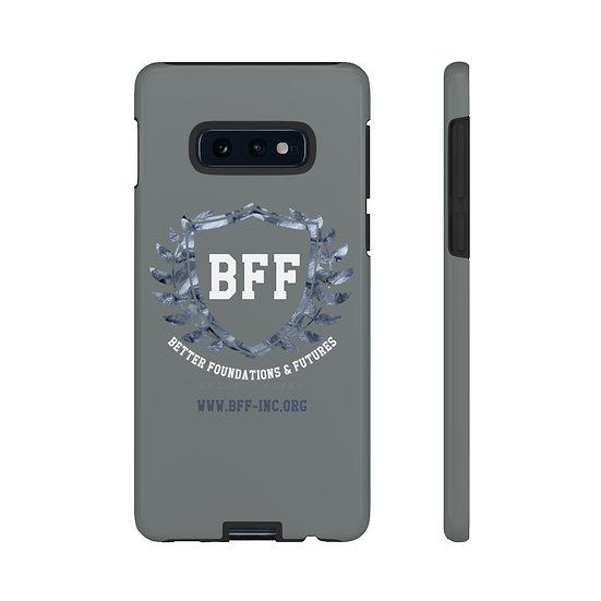 BF&F, Inc. Tough Phone Case (Gray)