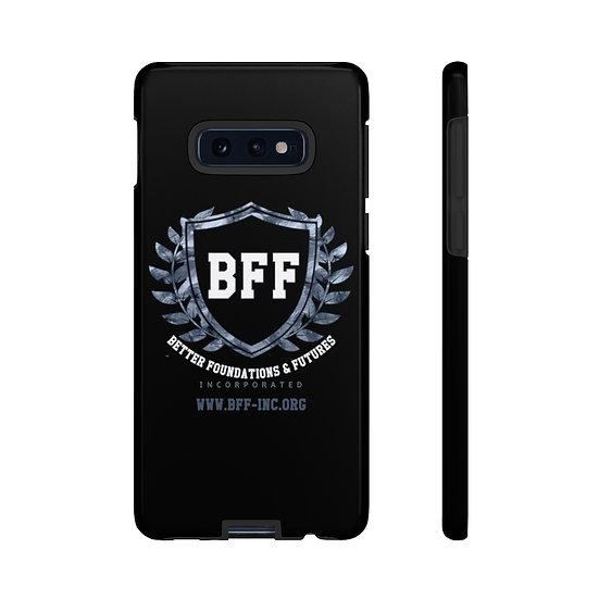 BF&F, Inc. Tough Phone Case (Black)