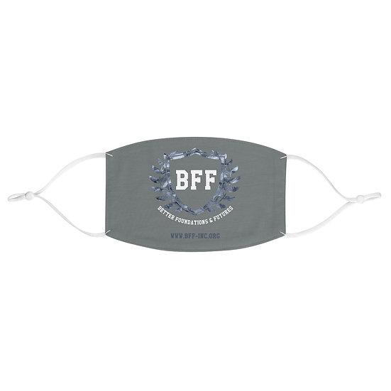 BF&F, Inc. Fabric Face Mask (Gray)