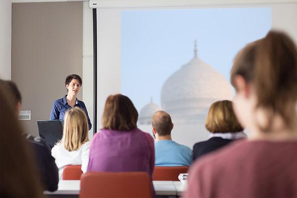 Лекция о религии