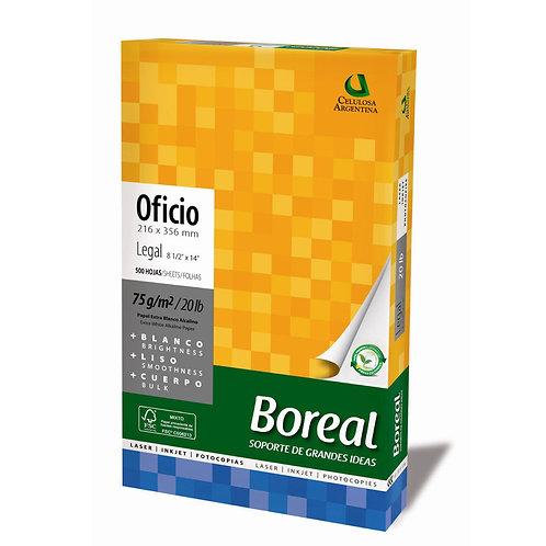 BOREAL OFICIO DE 75 GR