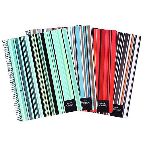 5 Cuadernos Ledesma Classic 22x29 84 Hojas rayado