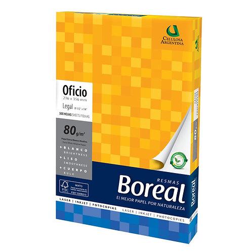 BOREAL OFICIO DE 80 GR