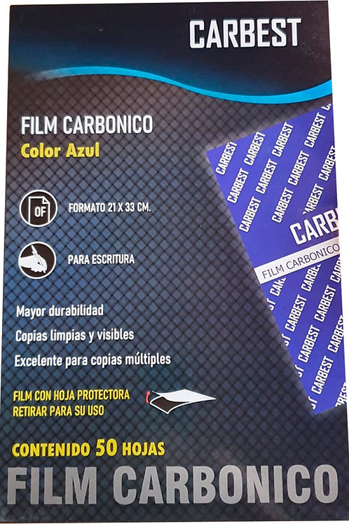 Papel Carbonico Carbest Para mano