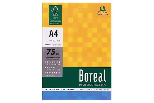 BOREAL A4 DE 75 GR