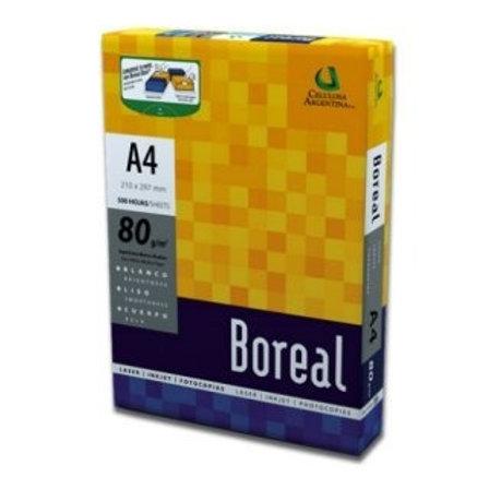 BOREAL A4 DE 80 GR