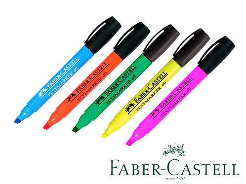 RESALTADOR FABER CASTELL ROSA