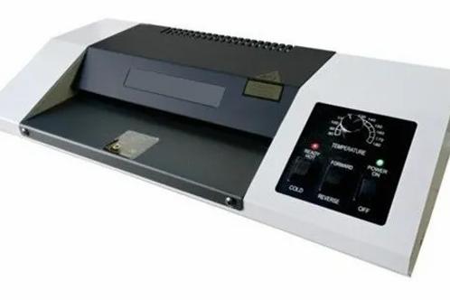 Plastificadora Metálica Profesional A3 Lm330