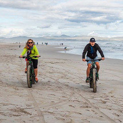 Book you Fatbike tour with us today! Grotto Beach Hermanus