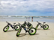 GoBike Hermanus Grotto Beach Fat bike Riding