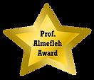 Almefleh Award