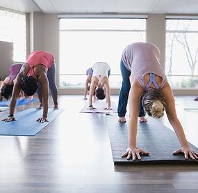 Vinyasa yoga class in rochester medway