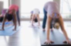 Vinyasa yoga class in rochester medway chatham gillingham