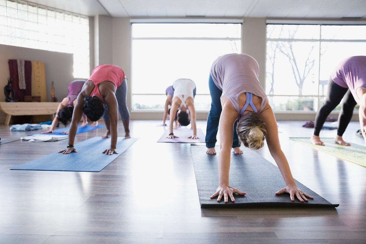 Bedrijfsyoga | De Yogaschool Utrecht
