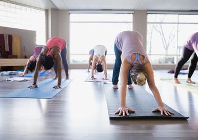 Yoga de l'Energie dynamique