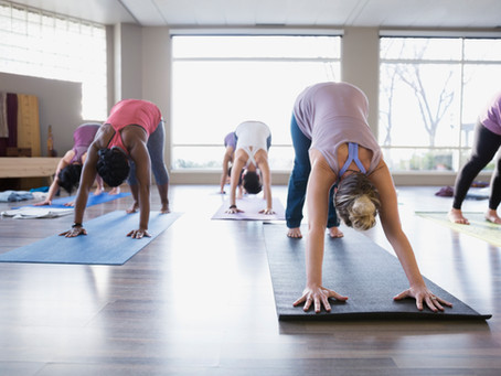Why Mom-Centered Yoga?