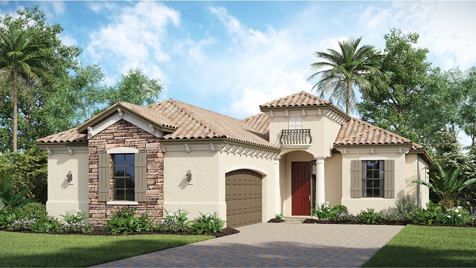 Victoria Executive Homes at the National Golf & Country Club