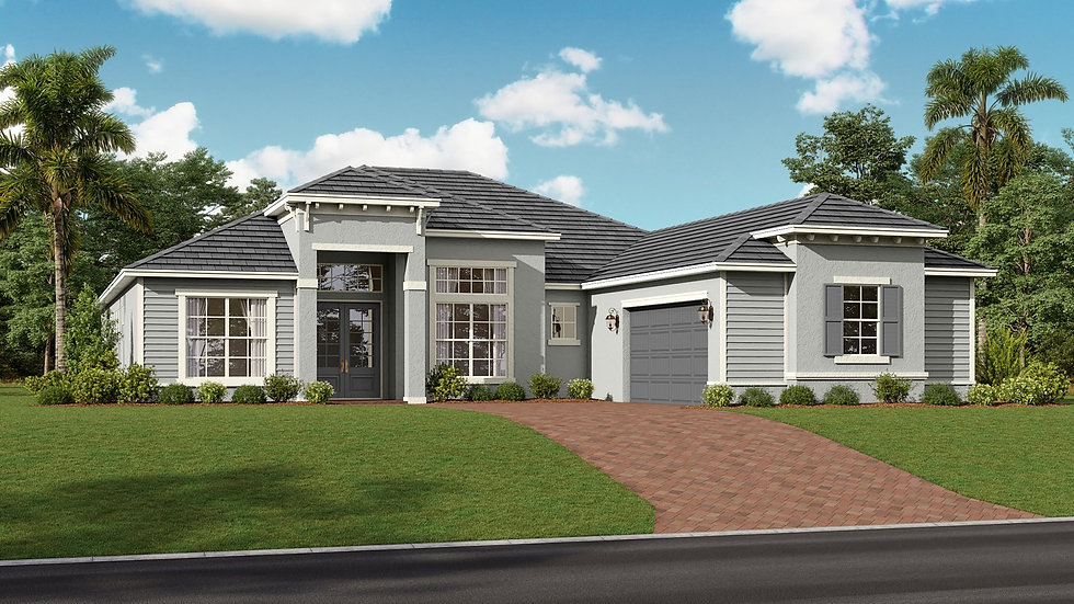 Bougainvillea II Estate Homes at the National Golf & Country Club