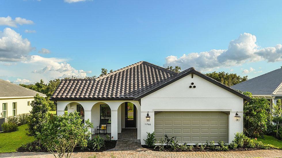 Starlight Single Family Homes at Veranda starting at mid
