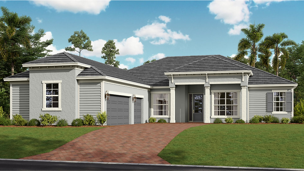 Napoli II Estate Homes at the National Golf & Country Club