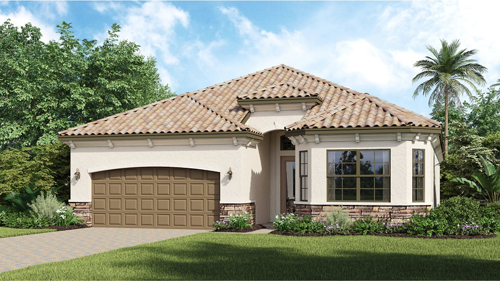 Angelina Executive Homes at the National Golf & Country Club